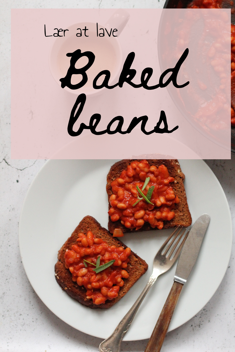 Hjemmelavede baked beans
