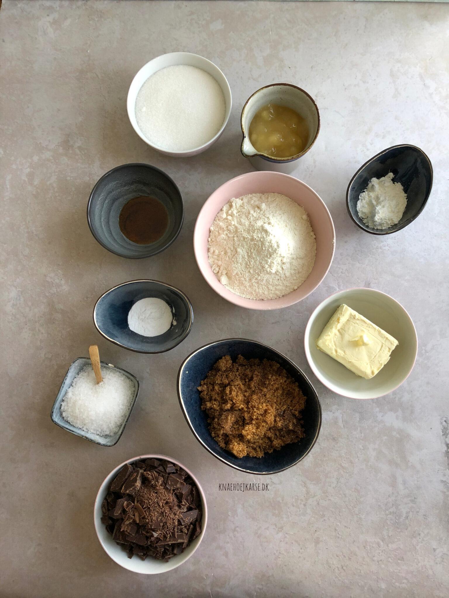 vegansk cookies ala Maria Vestergaard