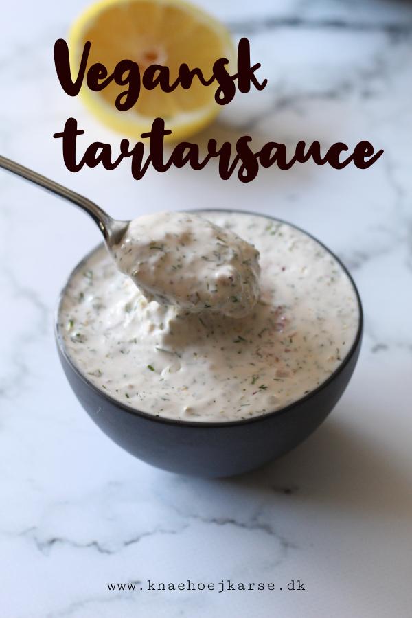 vegansk tartarsauce